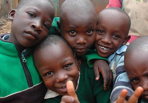 Kind Sponsoring Sadiki Kenia