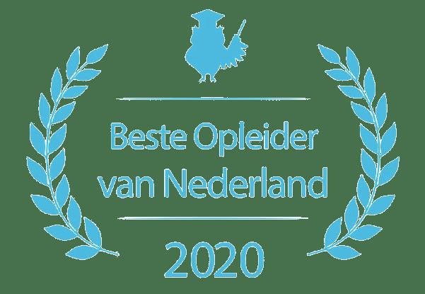 Beste Opleider van Nederland 2020
