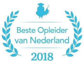 Beste Opleider van Nederland 2018